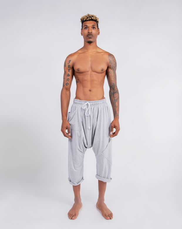 CD DROP RISE LOUNGE PANT GREY - MENS