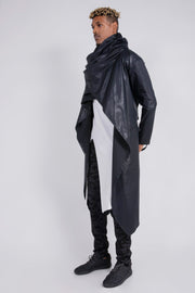 """OUTLAW"" CLOAK WAXED DENIM"