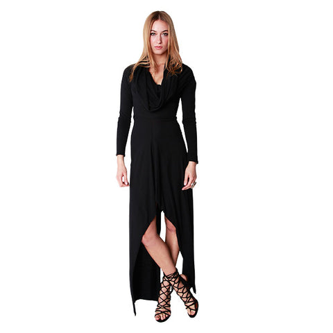 "JERAF LONG SLEEVE ""NEW DRESS"" -  WOMENS - cosmos-glamsquad"