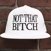 """NOT THAT B***H"" K4K SNAPBACK - cosmos-glamsquad"