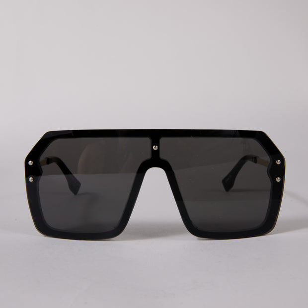 """SUNSET"" BLACK SUNGLASSES - UNISEX ACCESSORIES"