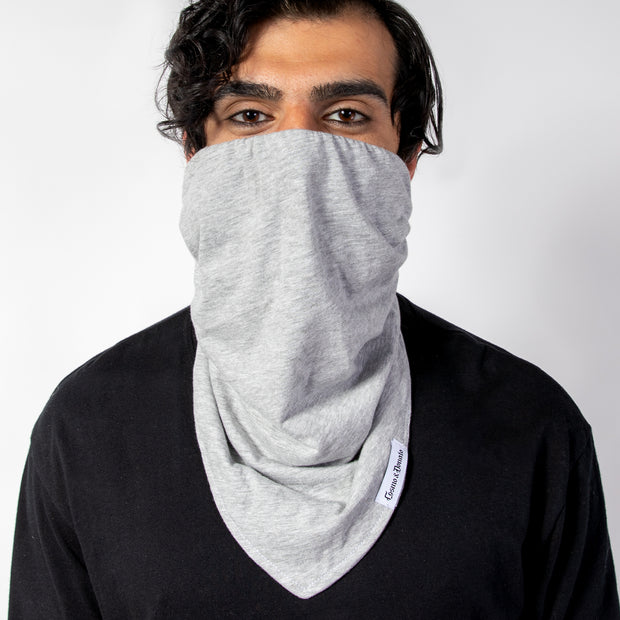 """OUTLAW"" FACE GAITER - JERSEY COTTON"