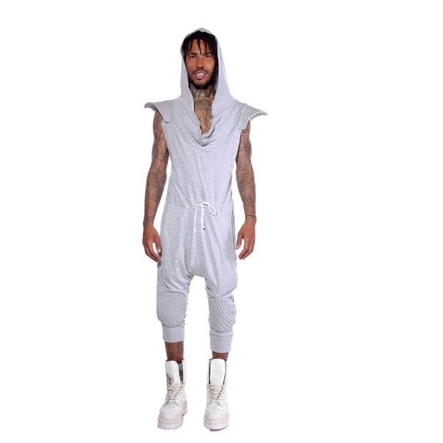 "CD ""ROCKET MAN"" JUMPSUIT BLACK - MENS"