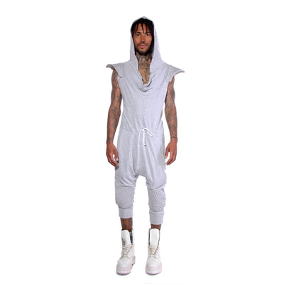 "CD ""ROCKETMAN"" JUMPSUIT GREY - MENS"