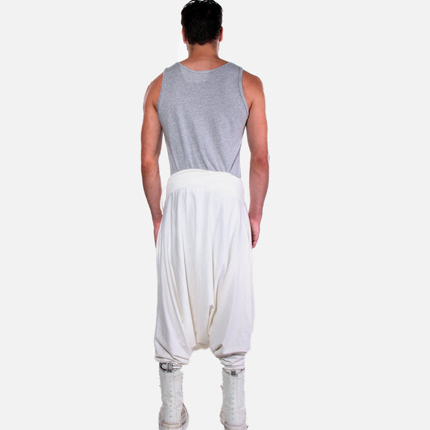 "CD ""SUPER DROP"" COTTON JERSEY PANT - UNISEX"