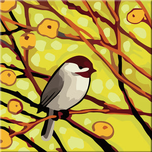 Spring Birds Paint by Number Kit - Bird I