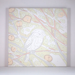 Spring Birds Paint by Number Kit - Bird VII