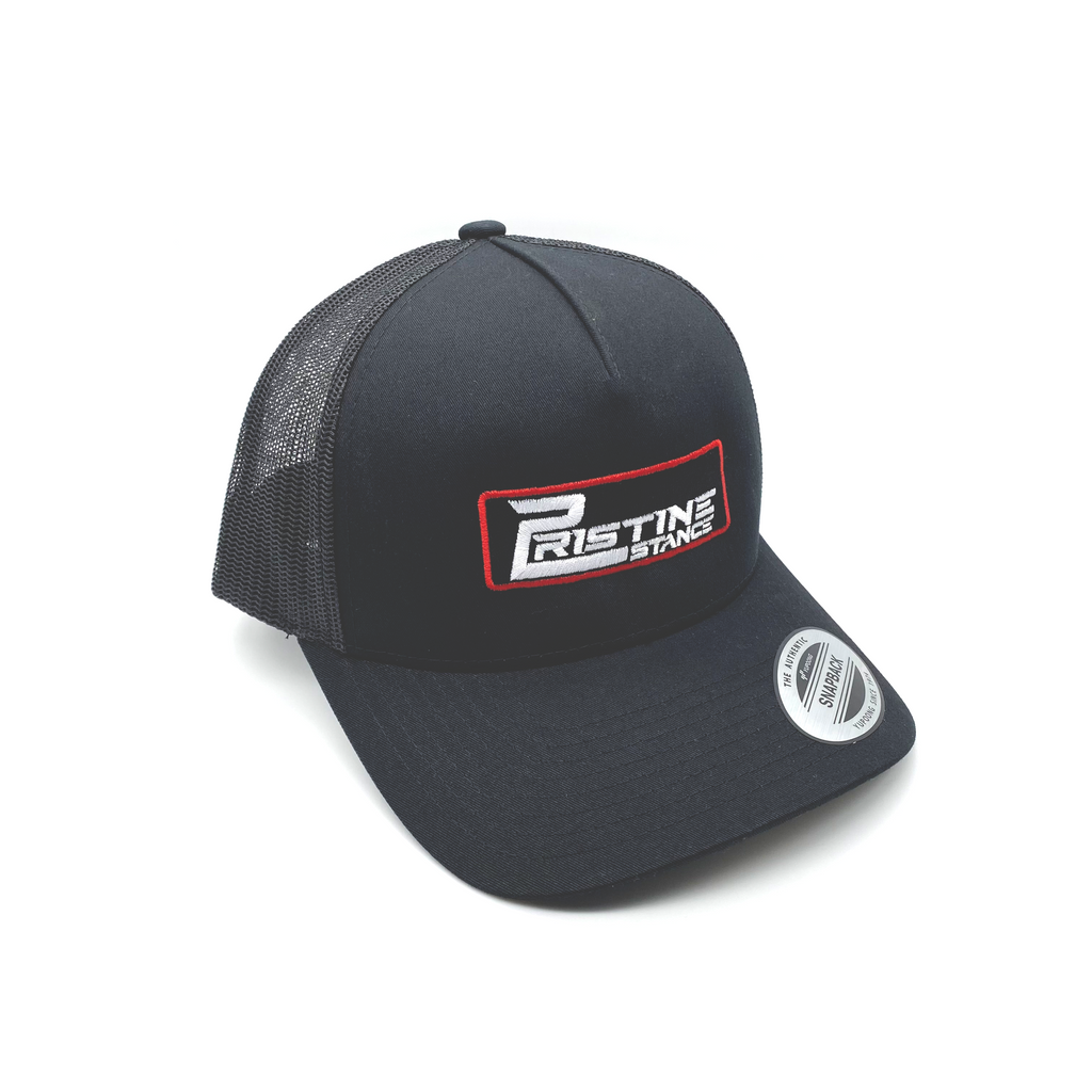 New Patch Trucker Hat