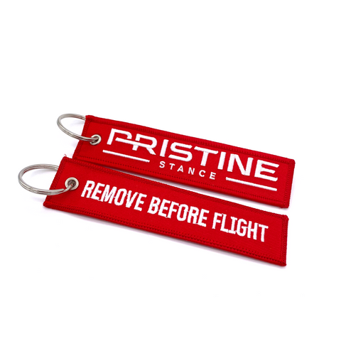 Remove Before Flight Jet Tag