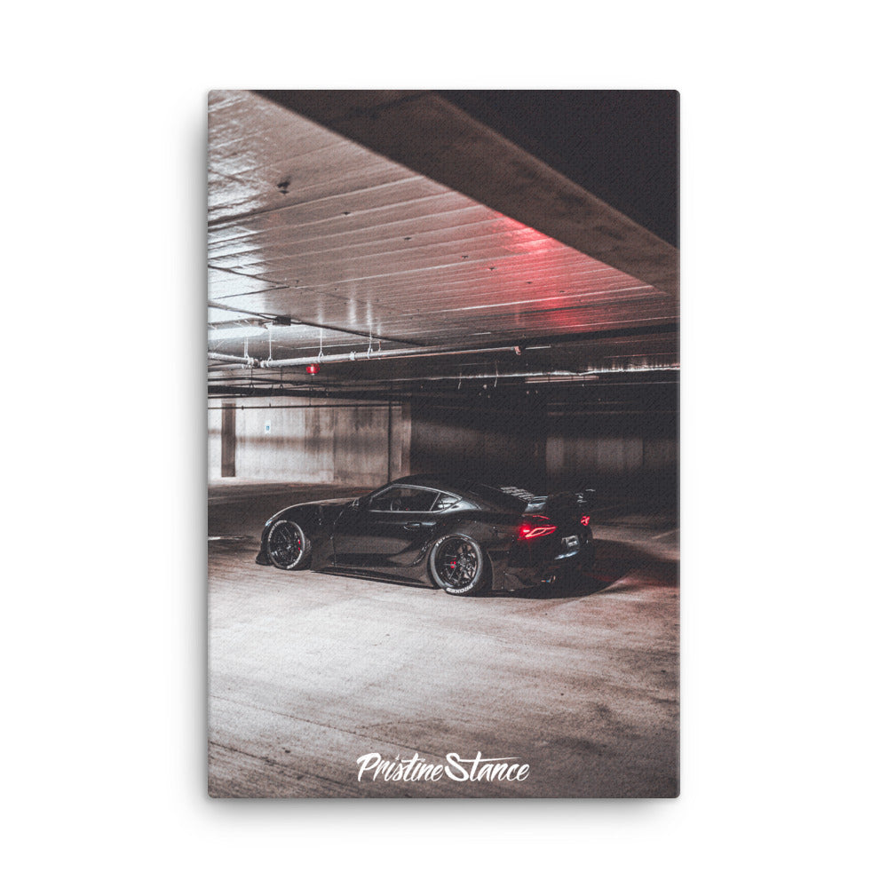 Supra Garage Canvas (24