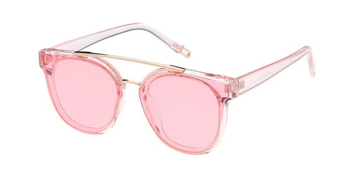 83b8e57728 Women s Large Crystal Monochromatic Frame w  Color Lens