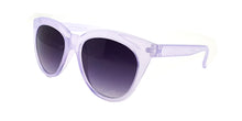 Kids' Plastic Girls Cat Eye Frame Sunglasses