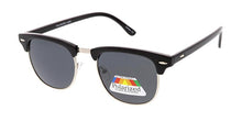 Classic Combo Clubber Sunglasses w/ Polarized Lens