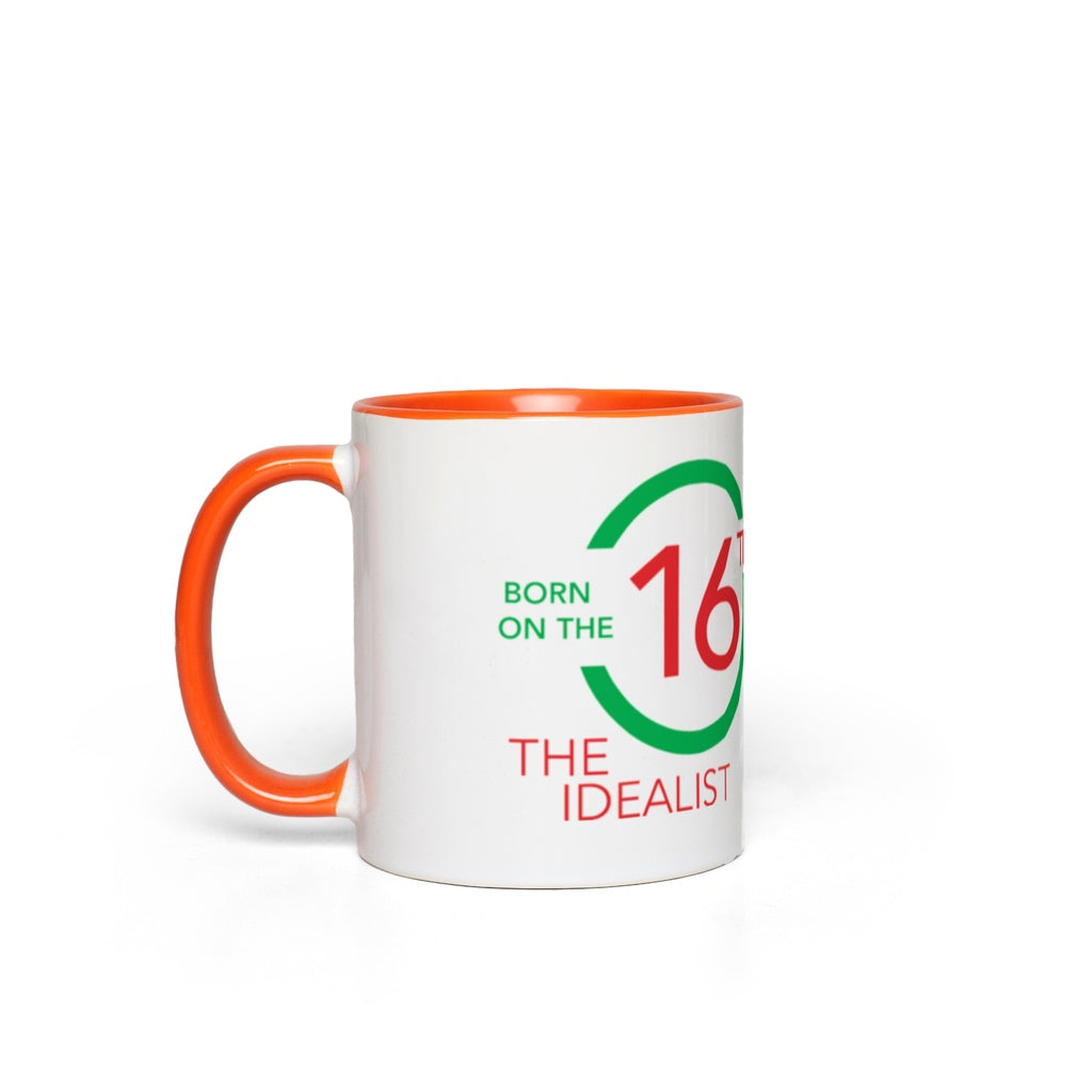 Born on the 16th Mug