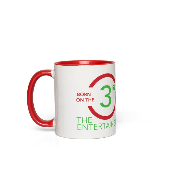 Born on the 03rd Mug