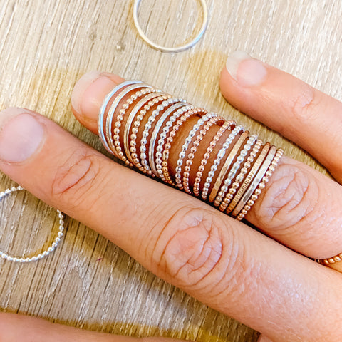 Stacker Rings