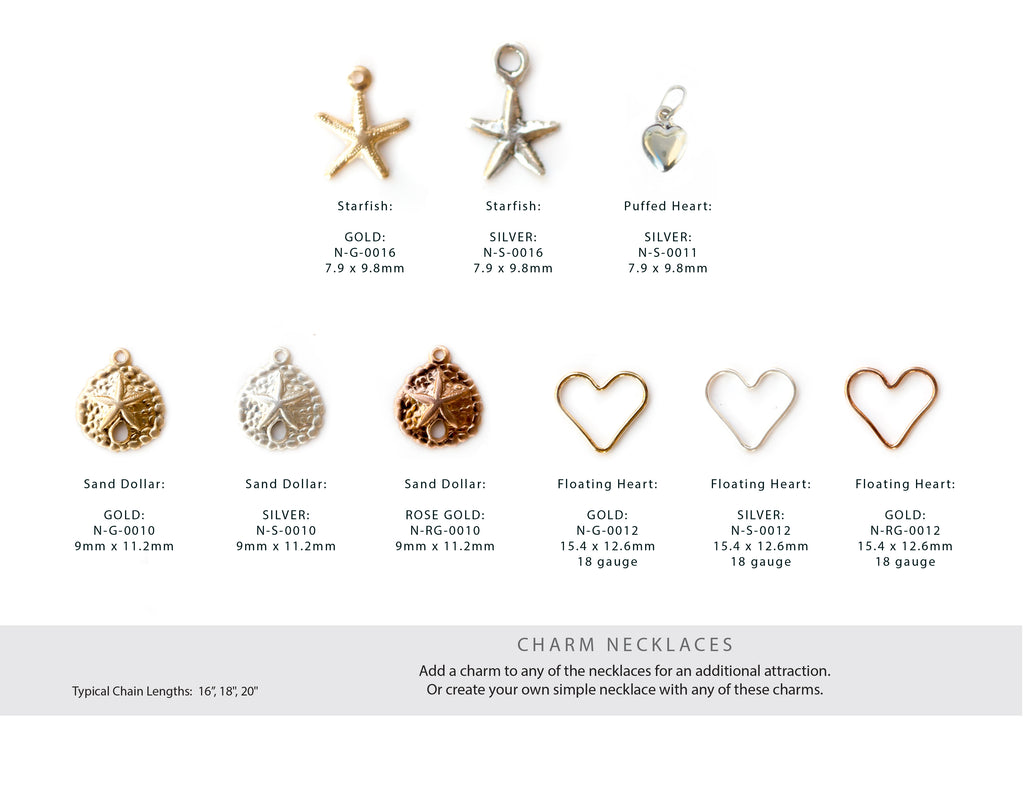 Ebb & Flow Jewelry Charms