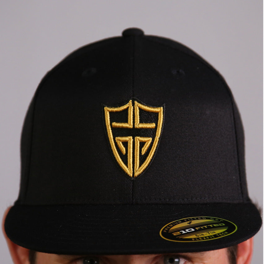 Gooch - Gold Shield Fitted Hat