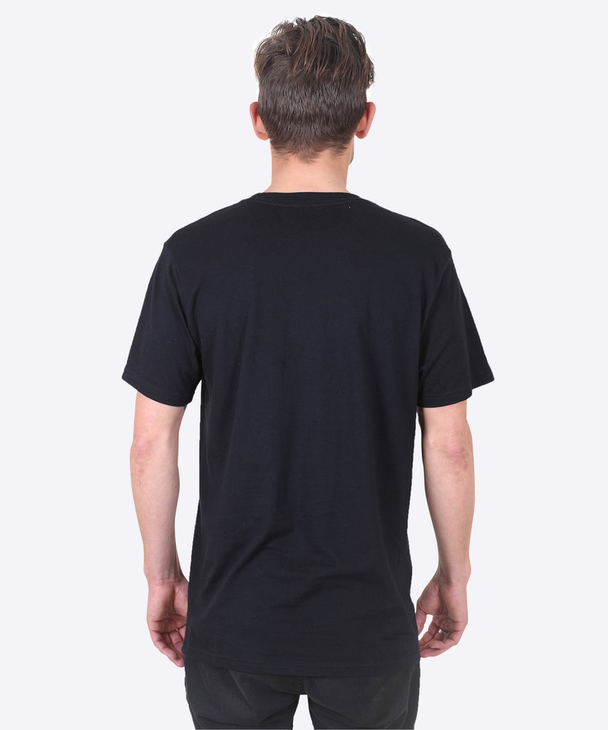 Aqualung Tee - Black