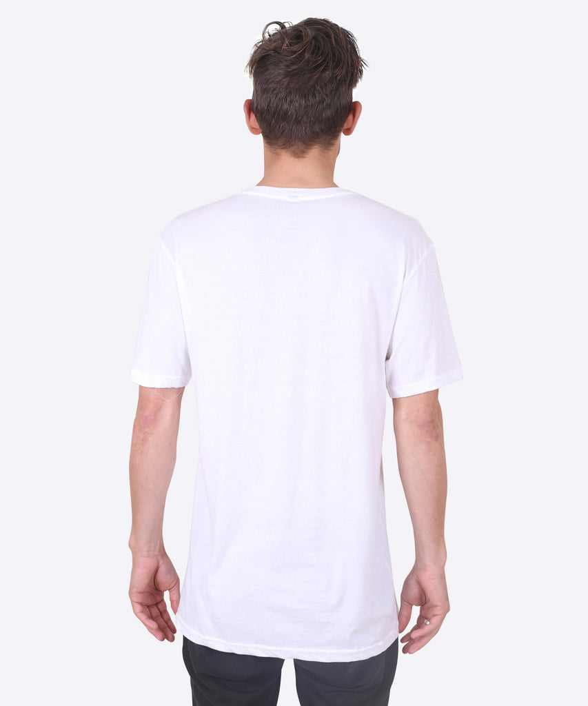 Aqualung Tee - White