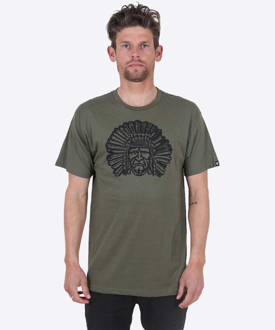 Big Chief Tee - Military