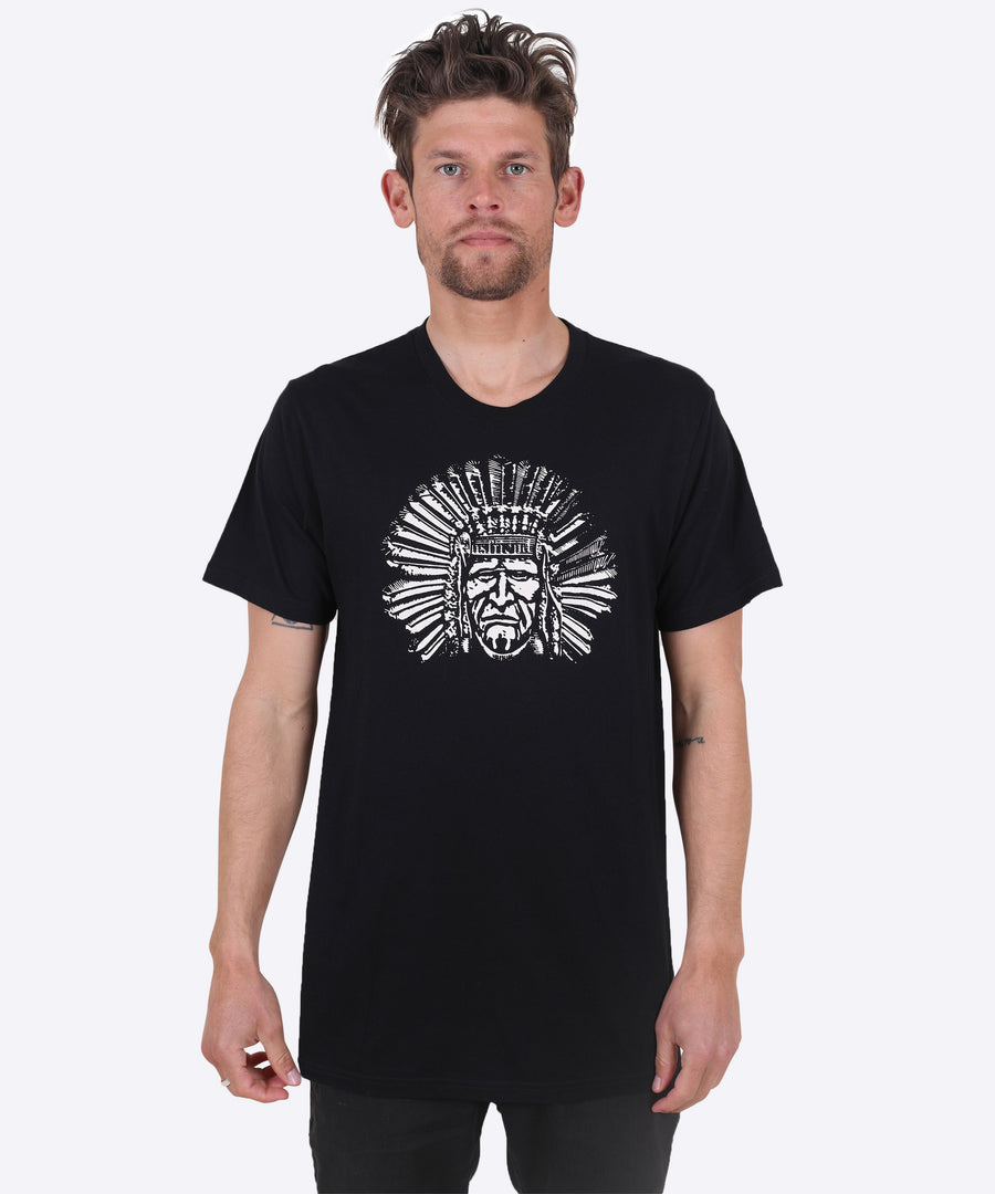 Big Chief Tee - Black