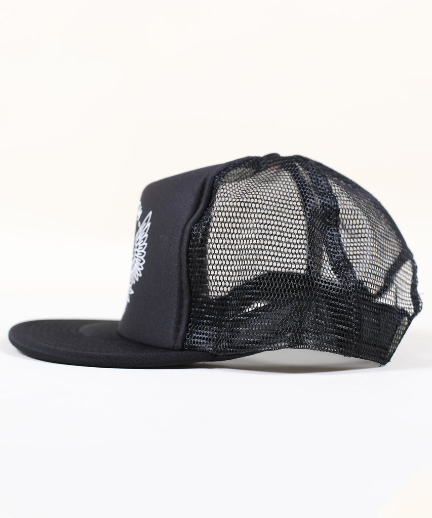 Dirtybird Foamie Trucker - BLACK