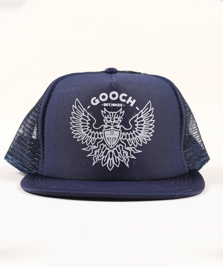 Dirtybird Foamie Trucker - Navy