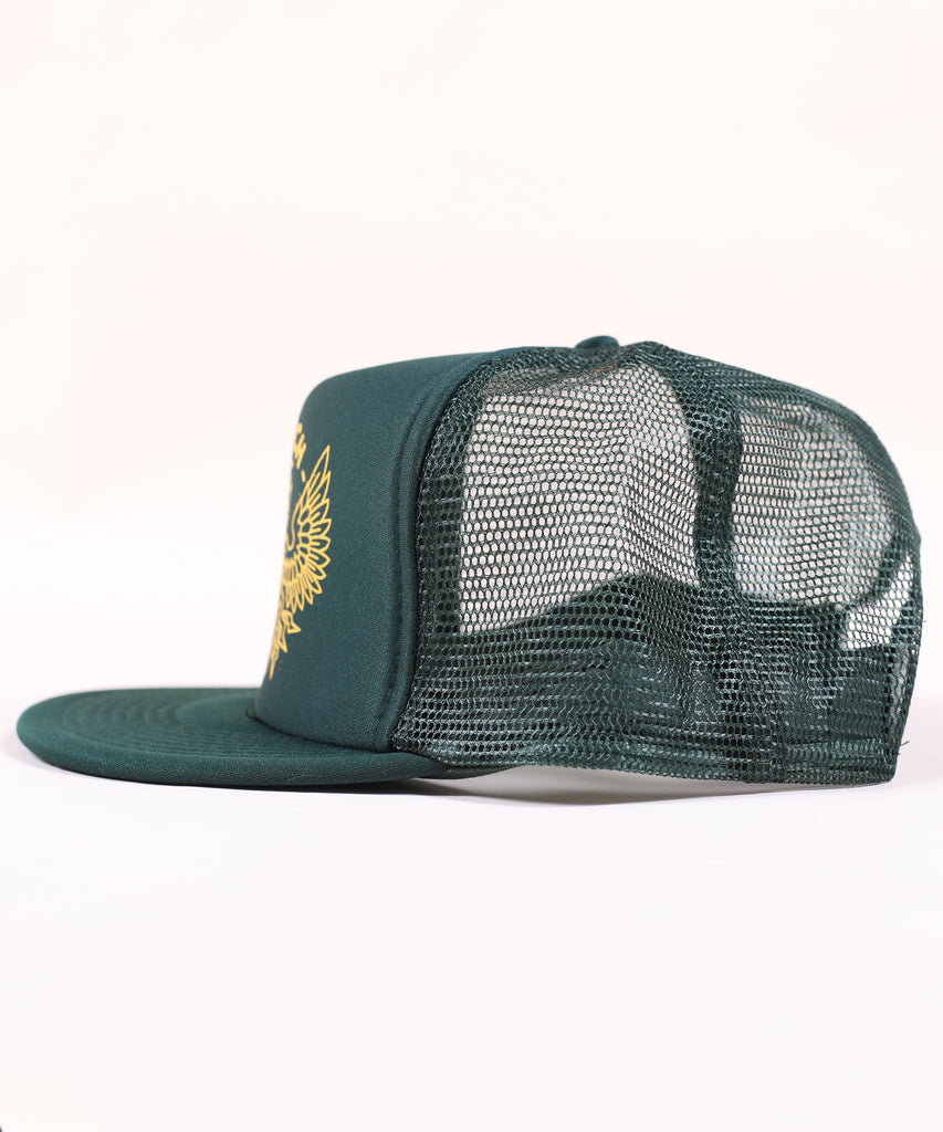 Dirtybird Foamie Trucker - Green