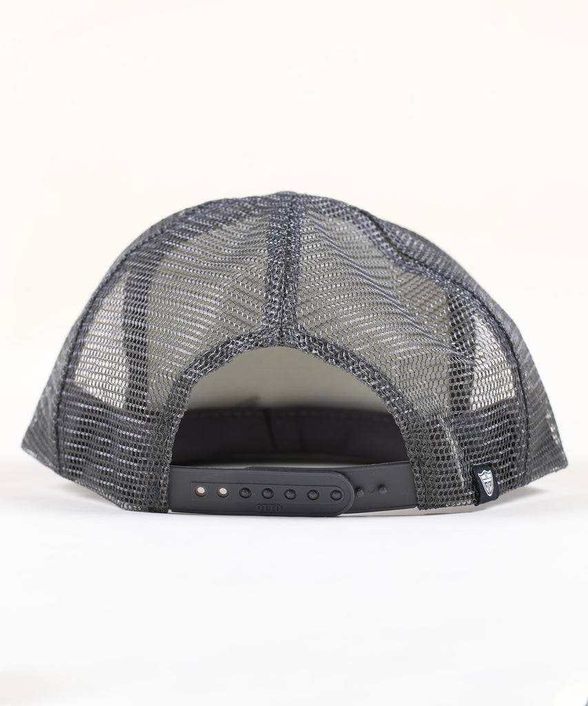 Dirtybird Foamie Trucker - Grey