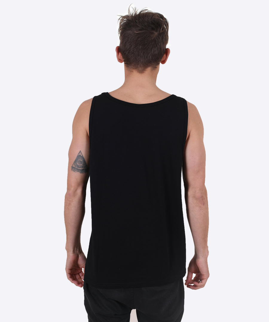 Goochside of the Tube Tank - Black