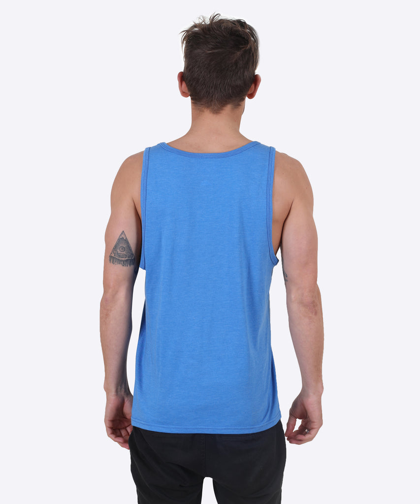 Lazerhead Lance Tank - Royal Blue
