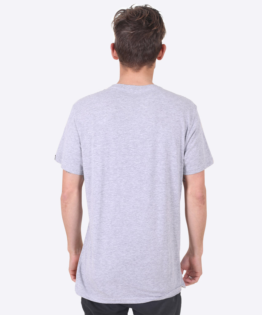 Collider Tee - Heather Grey