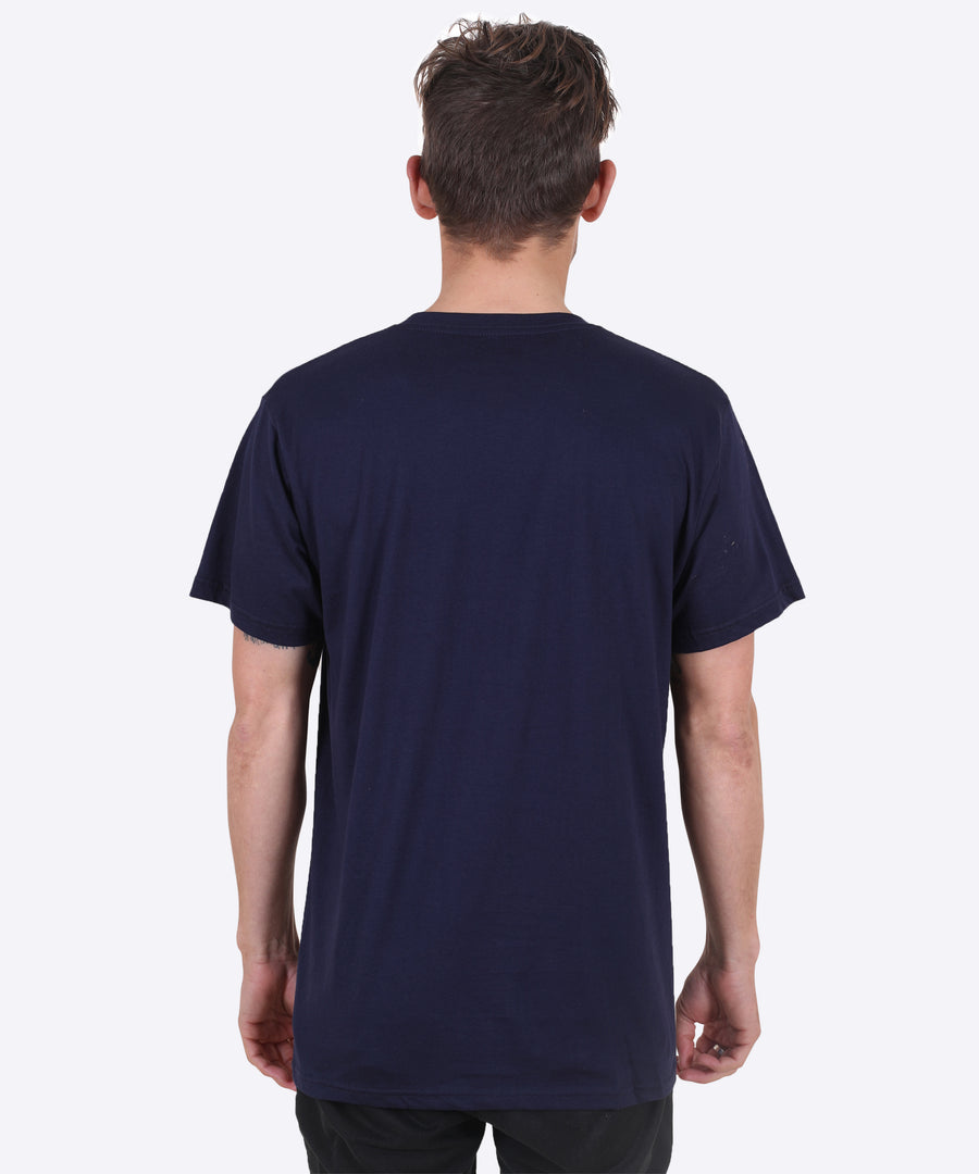 Big Chief Tee - Navy