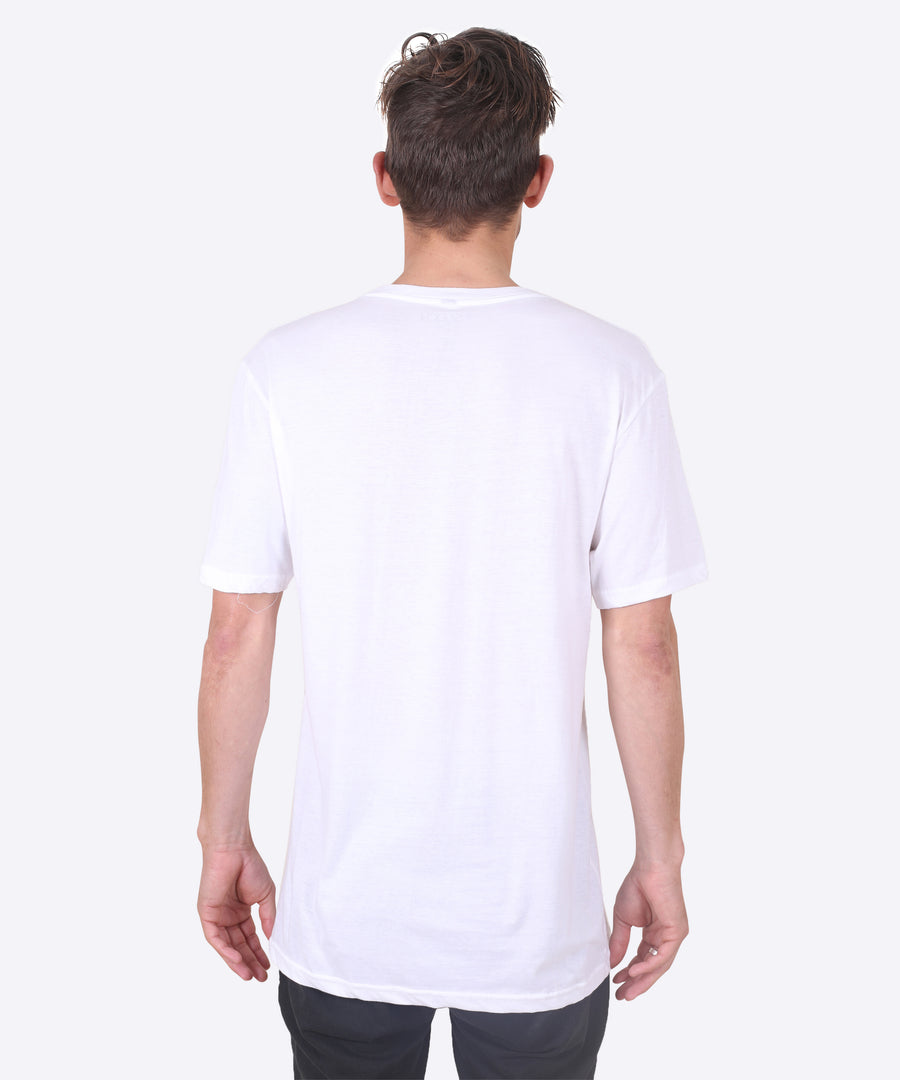 Dirtybird Tee - White