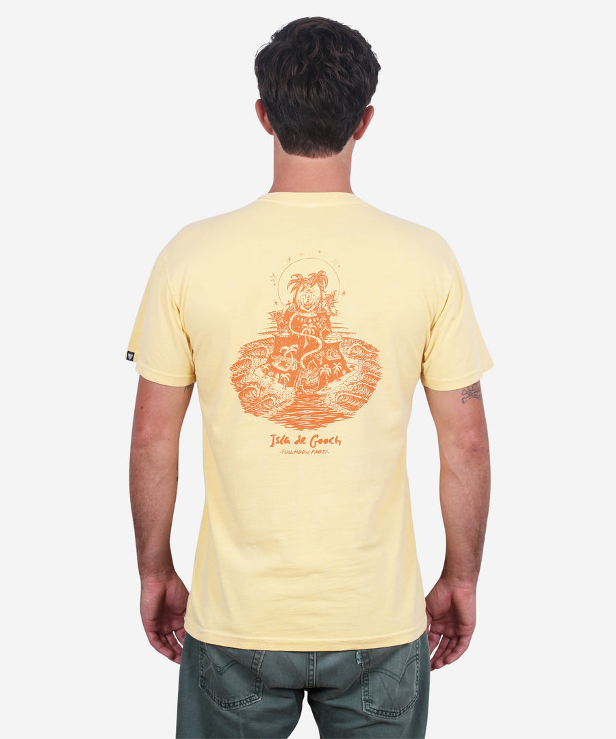 Isla Yellow Tee