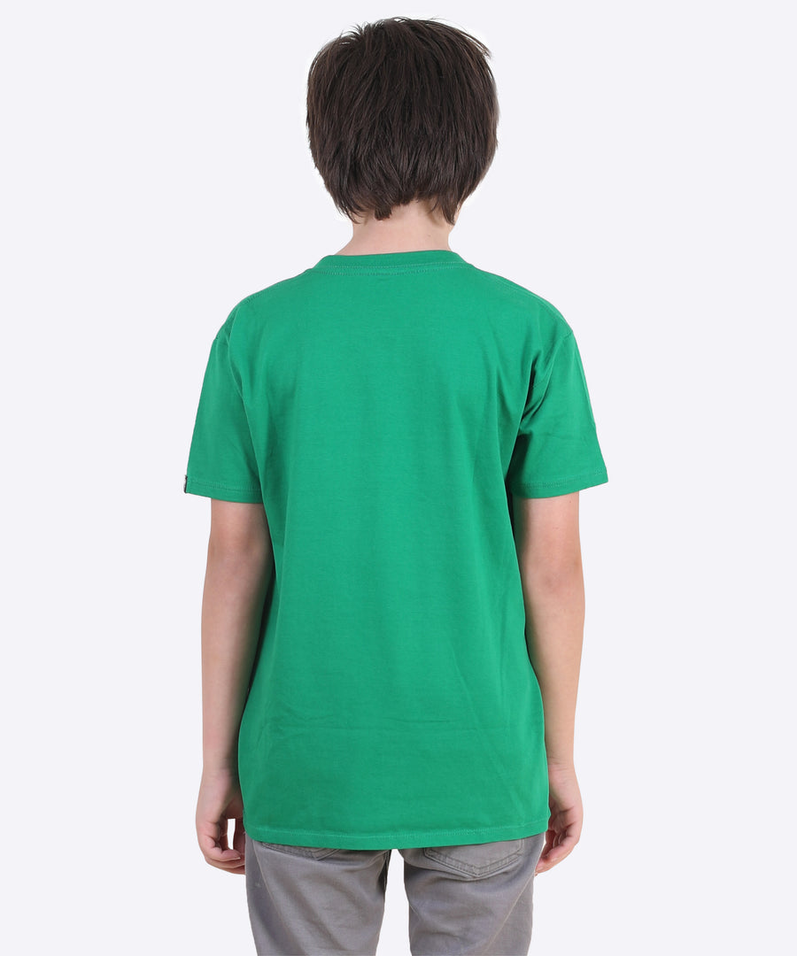 Rad Rod Youth Tee - Green