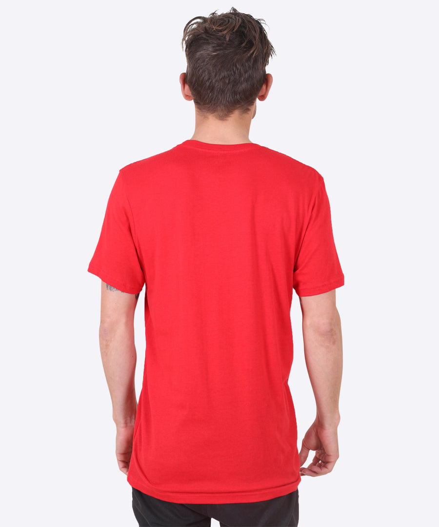 Rocky Tee - Red