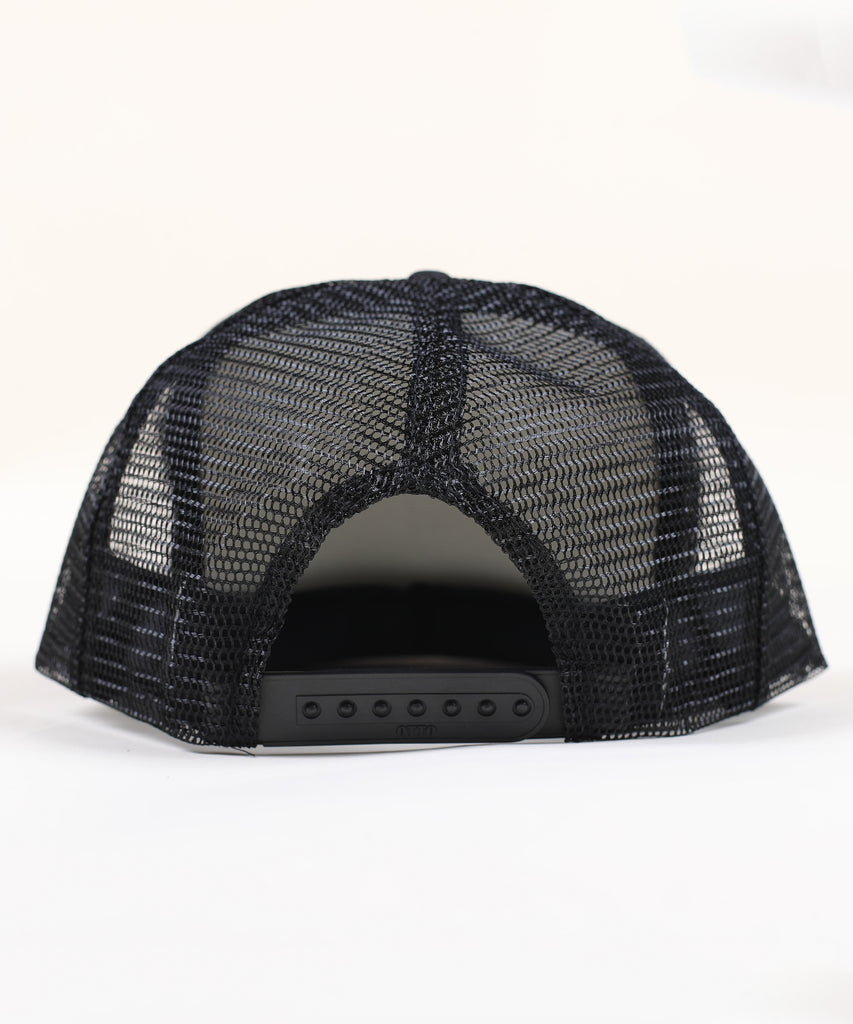 ROCKY Foamie TRUCKER - BLACK/ WHITE