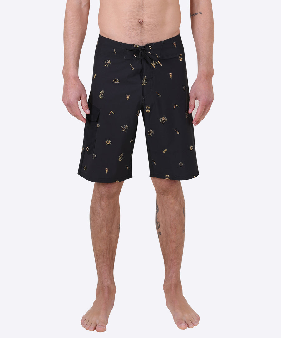 Shipwrecked Board Shorts