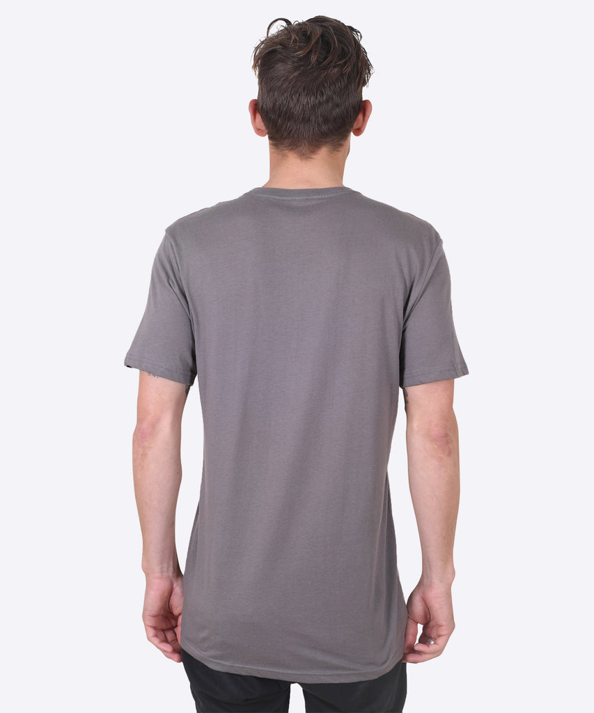 Skully Tee - Warm Grey