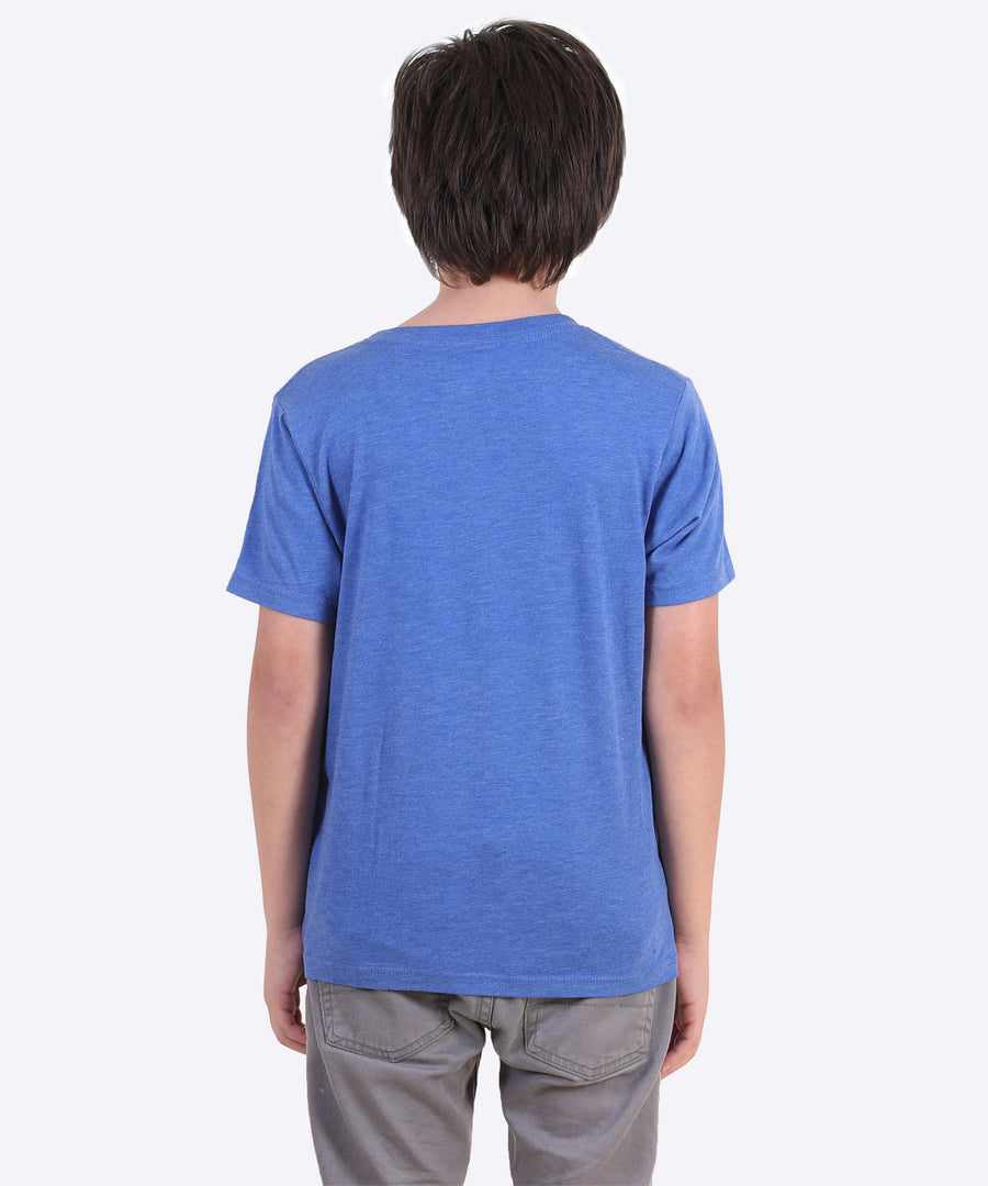 The Gooch Youth Tee - Royal Blue