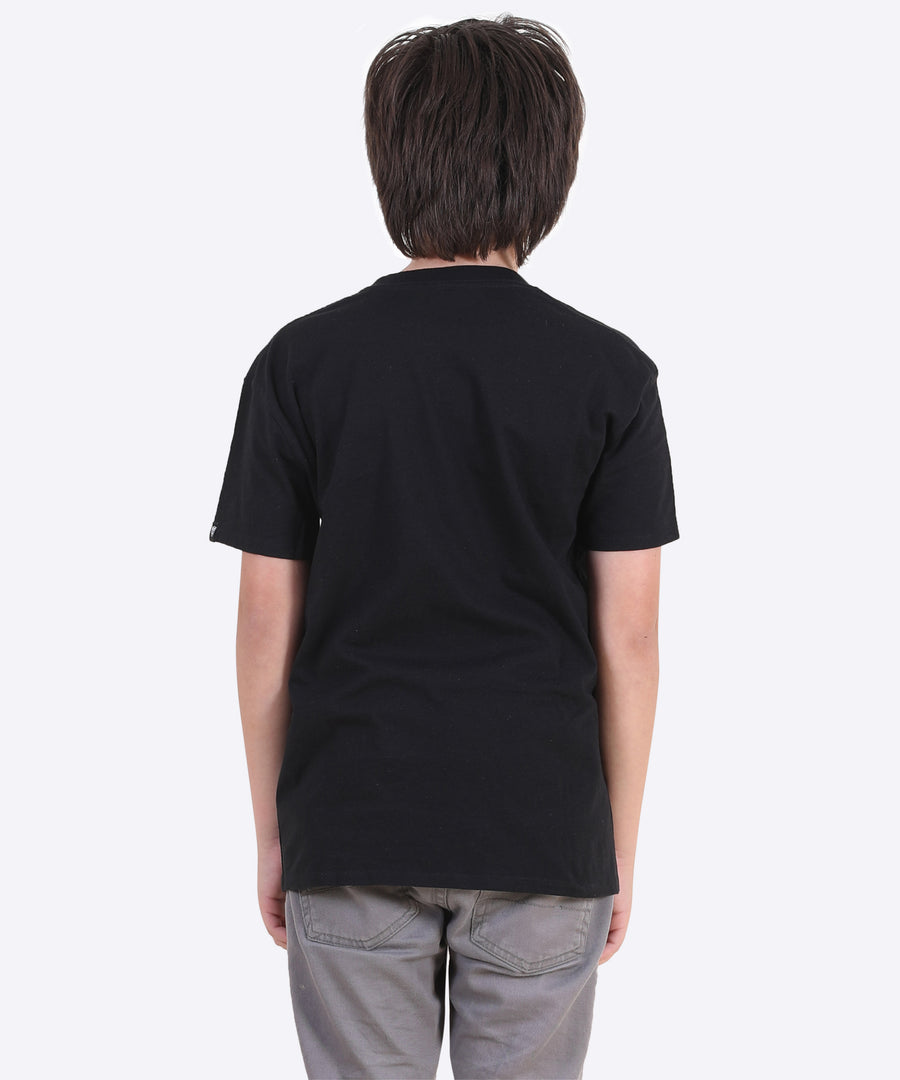 Rocky Youth Tee - Black