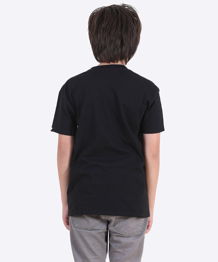 Gooch Rings Youth Tee - Black