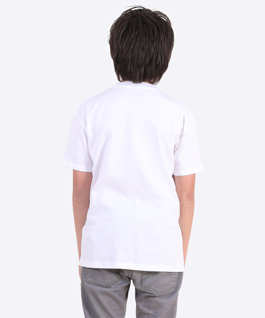 Rad Rod Youth Tee - White