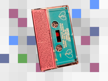 'Action Figures' Cassette Tape