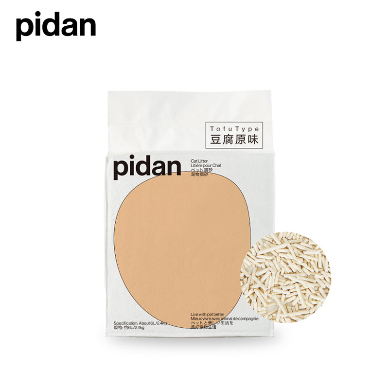 pidan Original Tofu Cat Litter
