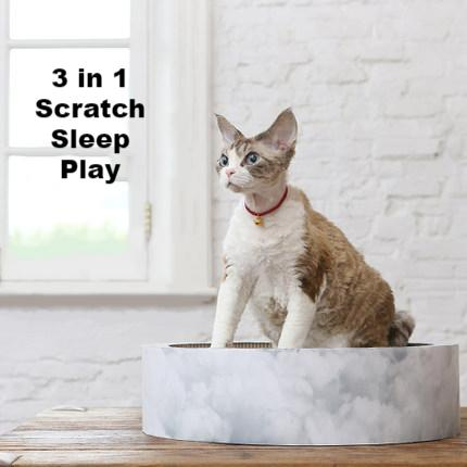 Cat Scratcher - Yo-Yo