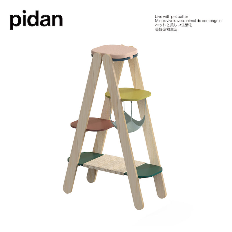 "pidan ""Sky Ladder"" Cat Tree"