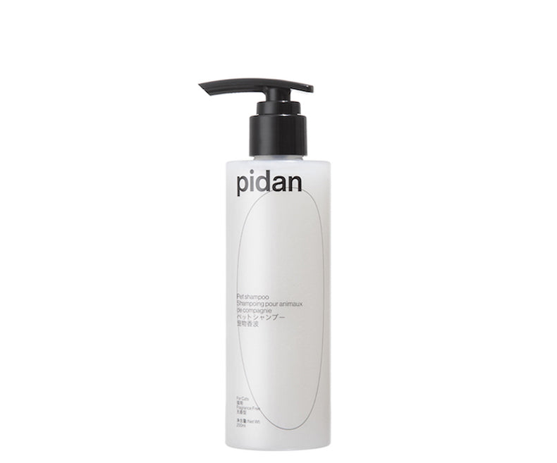 pidan Cat Shampoo, Unscented 200 ml